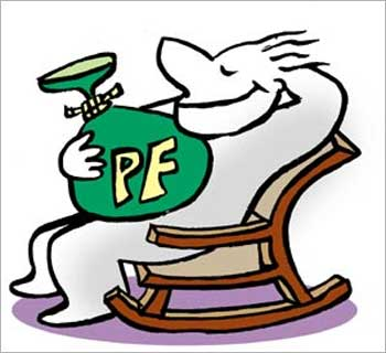 Provident Fund Interest Rate