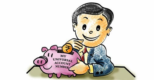 Universal Account Number (UAN) for Provident Fund