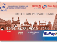 IRCTC RuPAY Debit Card