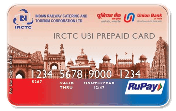 IRCTC RuPAY Debit Card