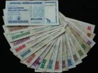Higher Denomination of Zimbabwean Dollar