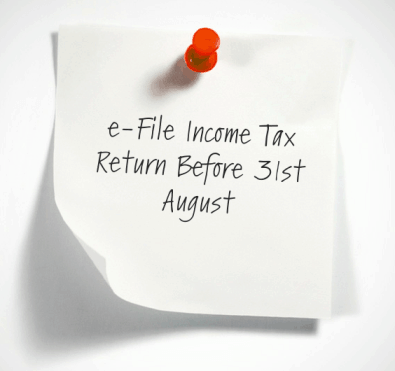 All about filing tax return online in India