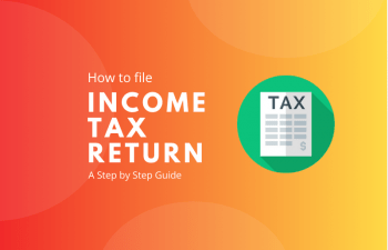 how to file INCOME TAX RETURN online