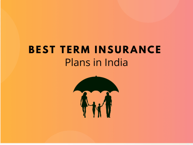 Best Online Term Insurance Plans