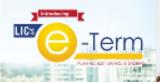 LIC e-Term Plan