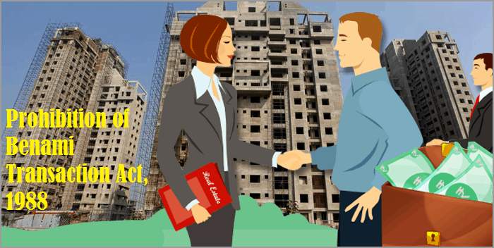 What is Benami Property / Transaction?