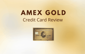 Amex Gold Credit Card Review