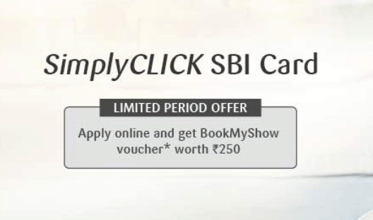SBI Simply Click Credit Card Review