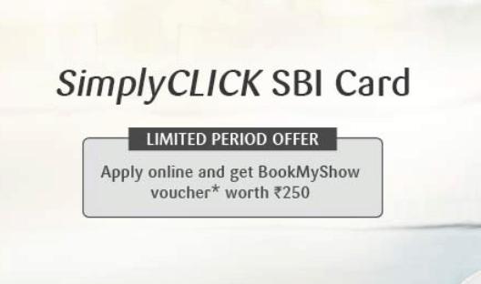 SBI Simply Click Credit Card Review