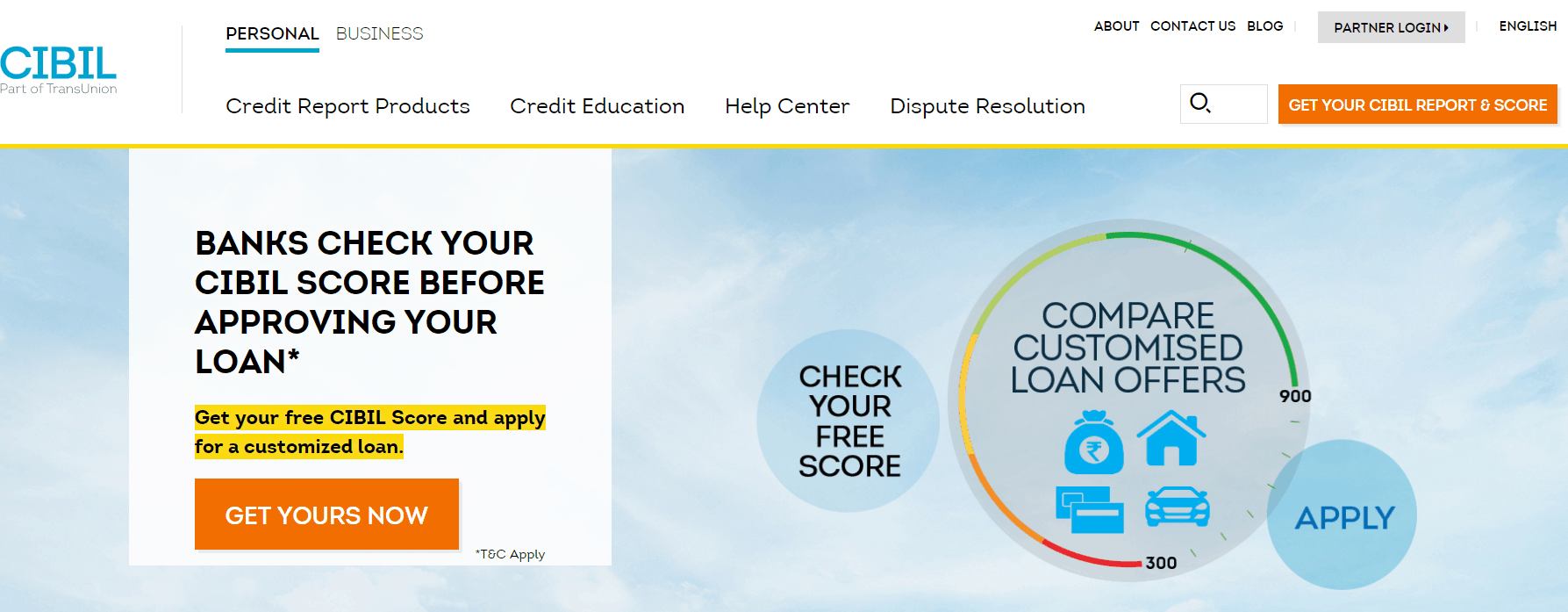 Check CIBIL Score Online Free 2020 - A Step by Step Guide