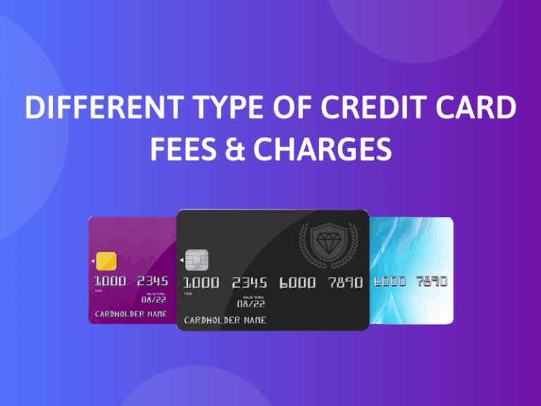 Credit Card Fees & Charges (& How To Avoid)