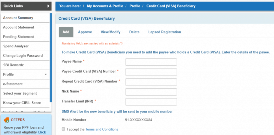Easy Ways of State Bank of India Credit Card Online Payment 2020