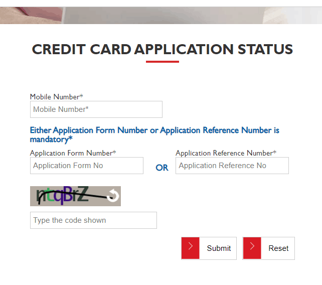 How to Check Credit Card Application Status: Yes
