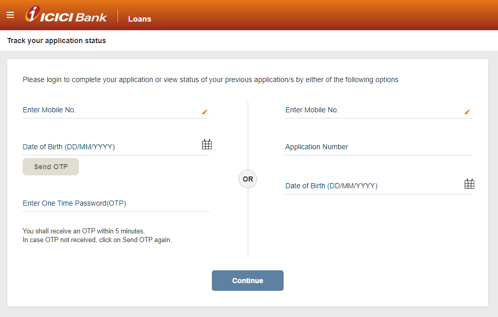 How to Check Credit Card Application Status: ICICI