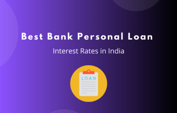 Best Bank Personal Loan Interest Rates India