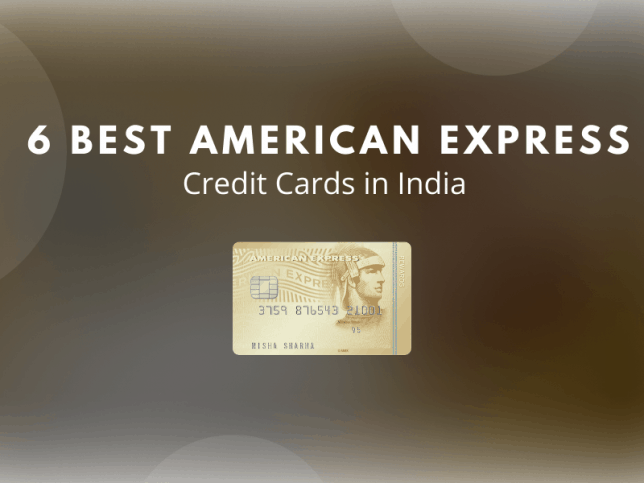 Best American Express Credit Card India