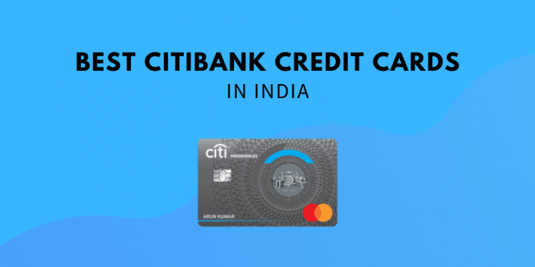 best citibank credit cards