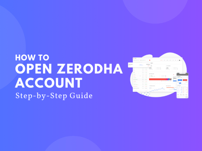 How to Open Zerodha Account