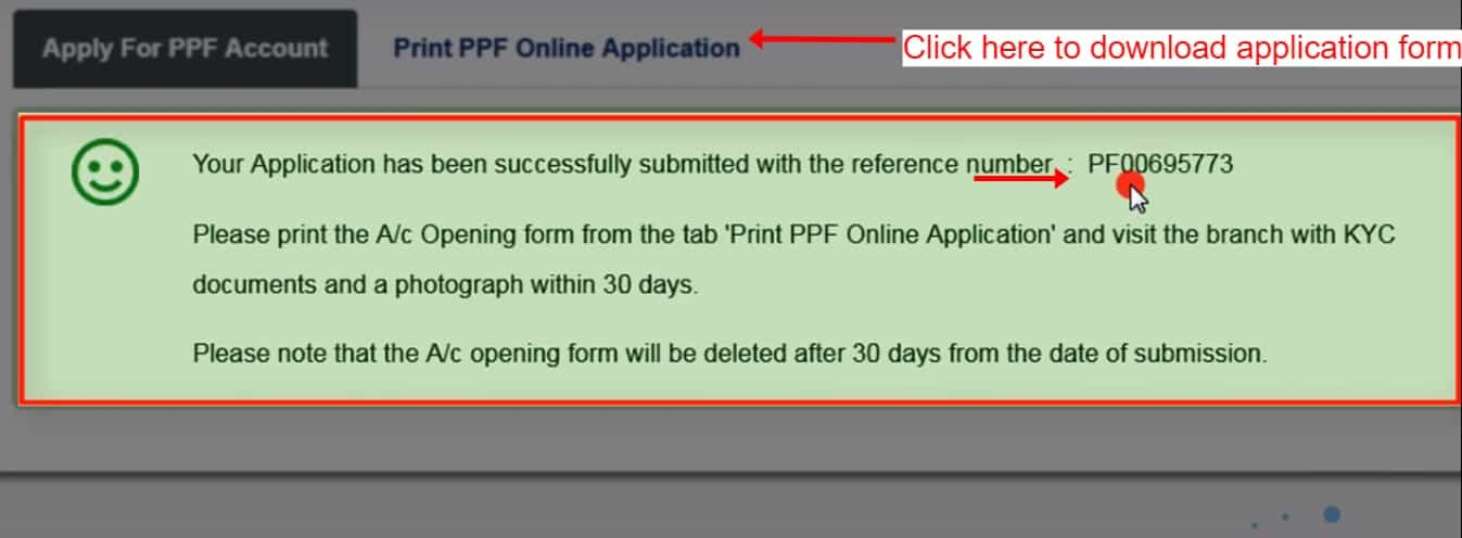 How to Open PPF Account