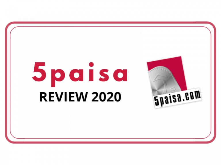 5Paisa Review