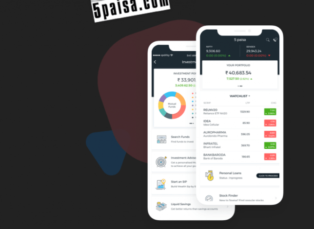 5paisa-mobile-trading