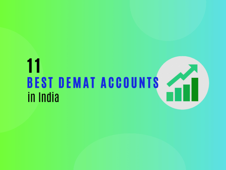 BEST DEMAT ACCOUNT IN INDIA