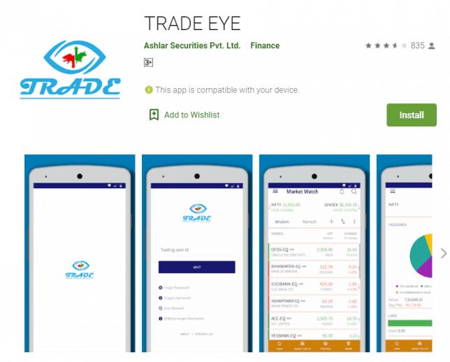 Wisdom Capital trade eye