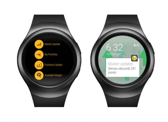 Motilal Oswal Smartwatch