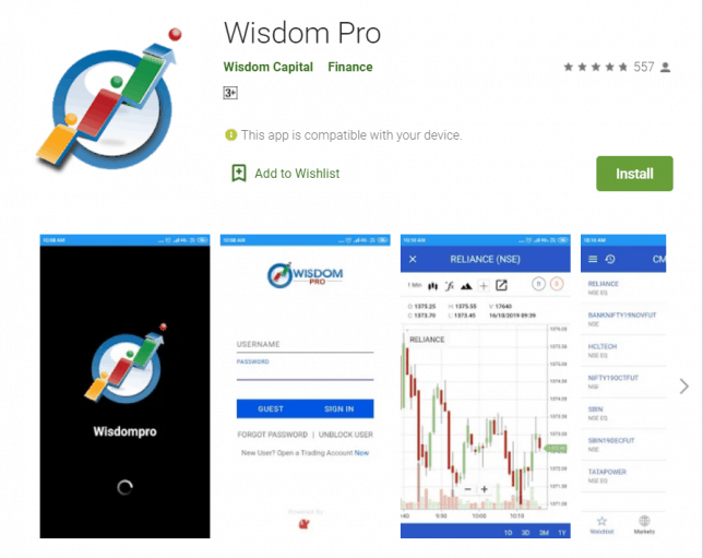 Wisdom Pro Mobile