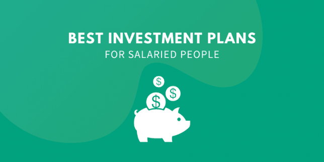 Best Investments for salaried people