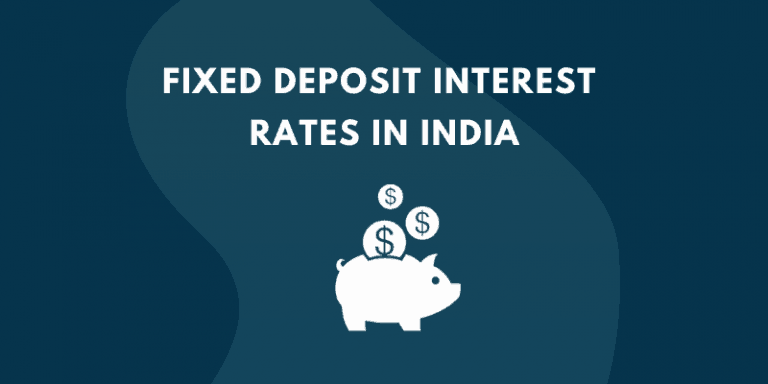 FD INTEREST RATE INDIA