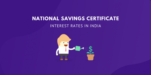 NSC INTEREST RATES