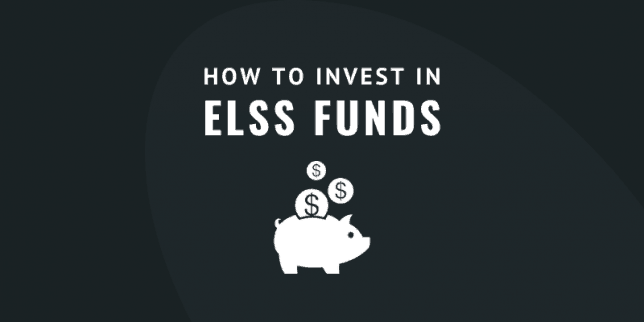 How to ELSS funds