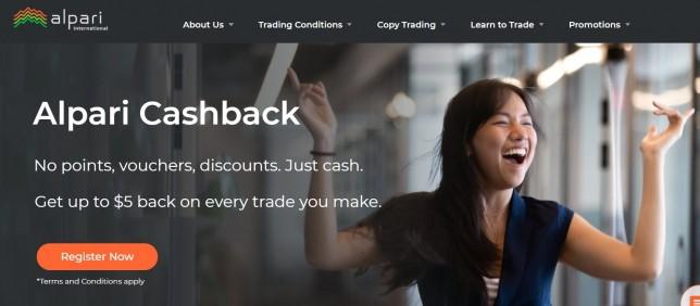 Alpari International Forex broker