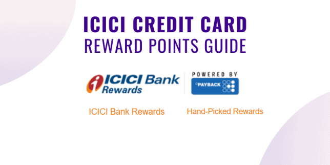 ICICI Credit Card Reward Points