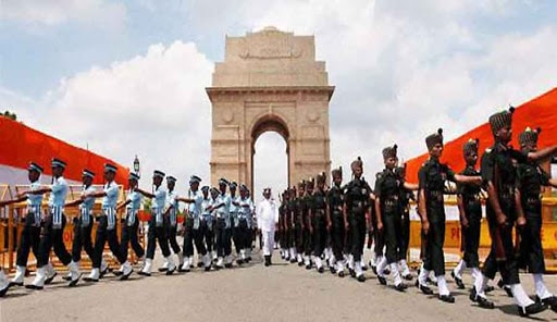 indian defense services